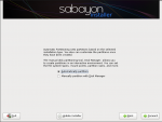 How to configure disk encryption on Sabayon 5.2