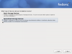 New storage options for Anaconda on Fedora 13