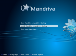 Boot options on Mandriva 2010 Spring