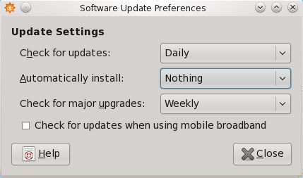 updatesettings