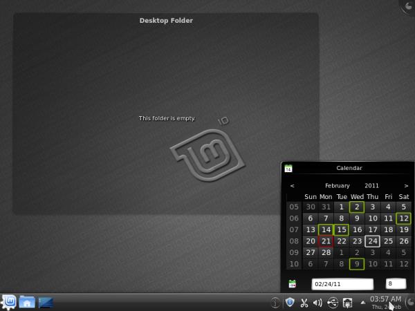 MintKDEdesktop