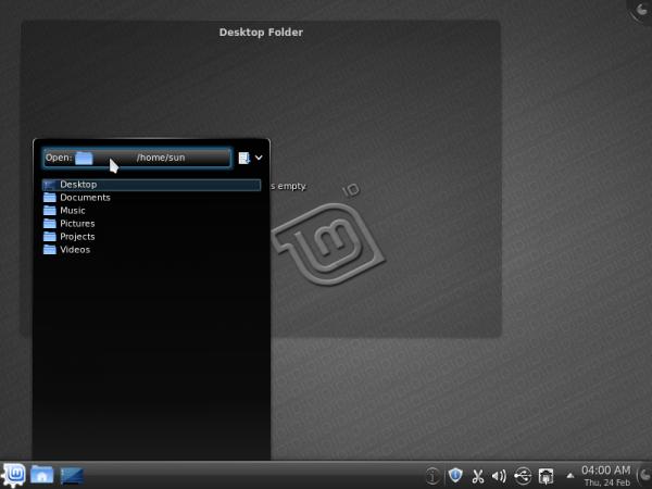 MintKDEdesktop1