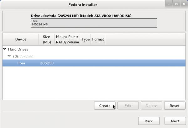 Fedora Install 2