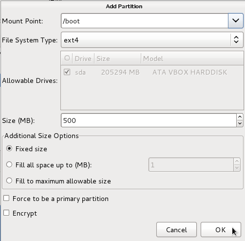 Fedora Install 4