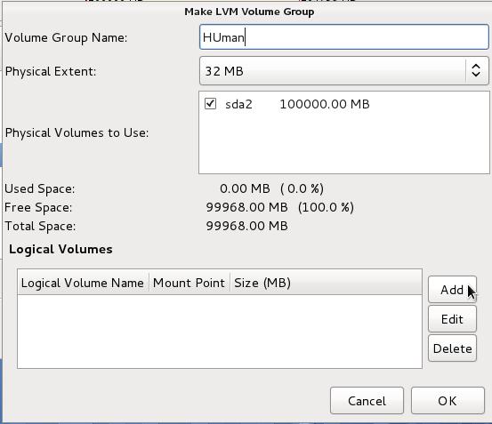 Fedora Install 9