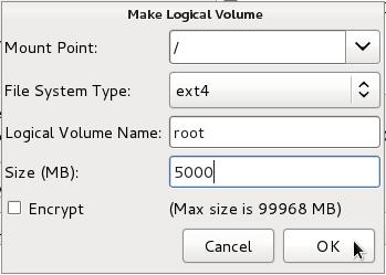 Fedora Install 10