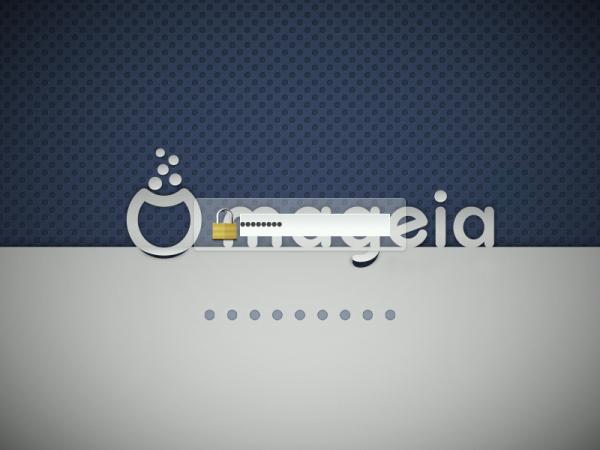 Mageia LVM setup 13