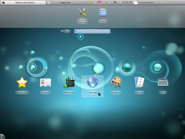 Sabayon 6 Desktop Netbook