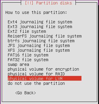 Ubuntu LVM 10