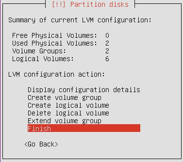 Ubuntu LVM 21