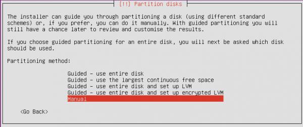 Ubuntu LVM 1