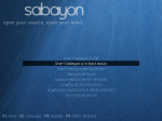 Sabayon 6 KDE review