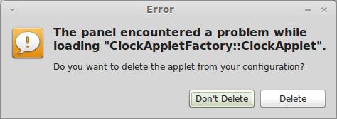 error