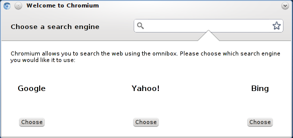 Linux Search Engine