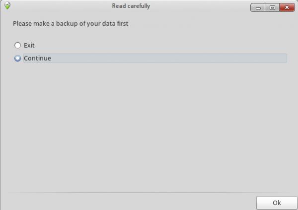 Mandriva Desktop 2011 Btrfs Installation