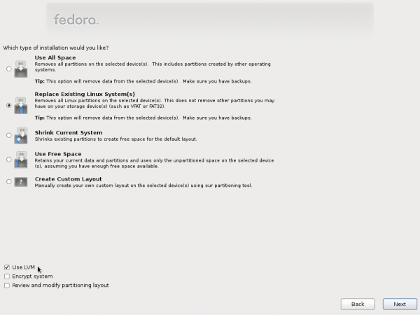 Fedora 16 KDE and GNOME 3 Alpha screenshots