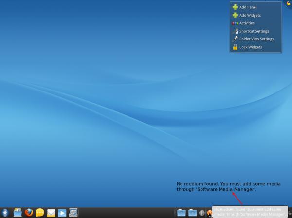 Mandriva 2011 Desktop