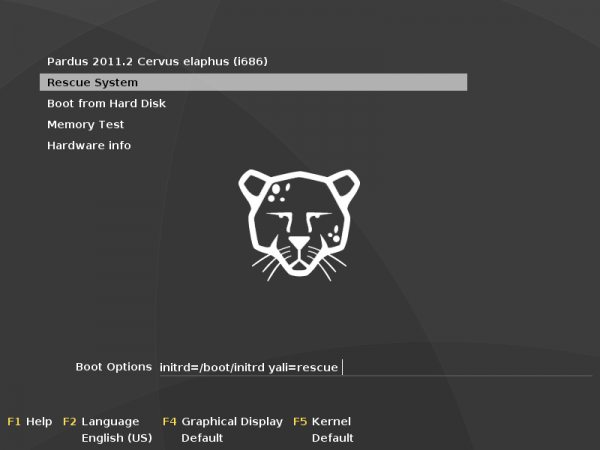 Pardus 2011.2 screenshot preview