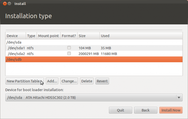 Ubuntu 11.10 Advanced Tool