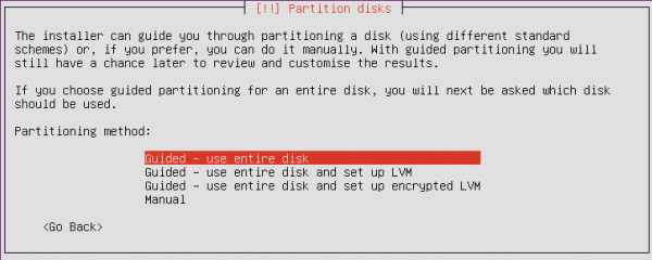 Ubuntu 11.10 Alternate Partitions