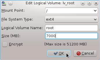 Fedora 16 Modified LV