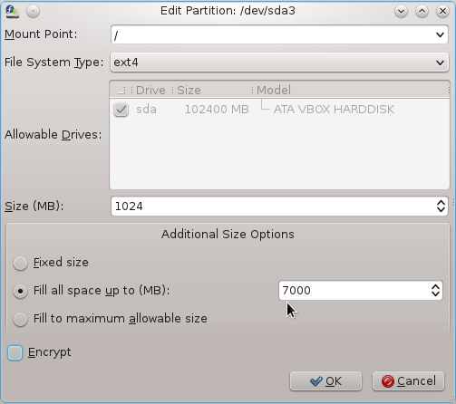 Fedora 16 Anaconda KDE