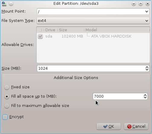 Fedora 16 Anaconda KDE