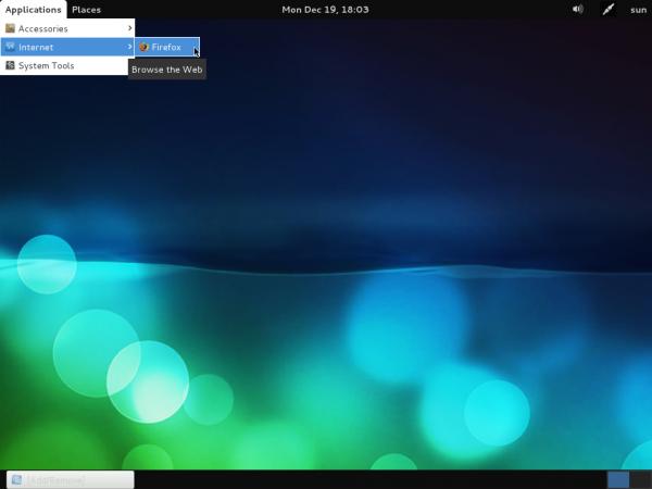 Linpus Lite 1.6 Desktop