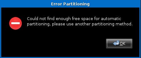 Linpus Lite Desktop 1.6 Install Error