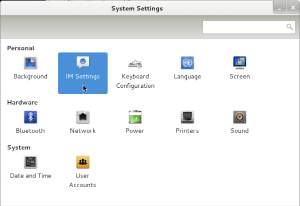 Linpus Lite Desktop 1.6 Settings