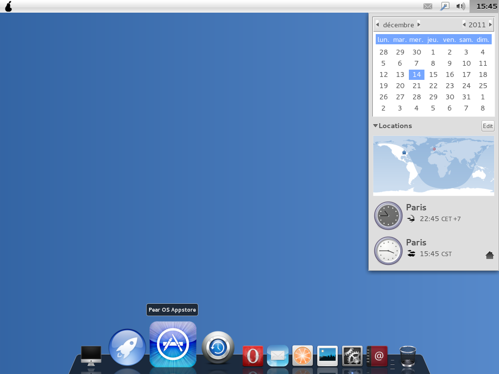 Pear Os Linux Panther 3 Screenshot Preview Linux