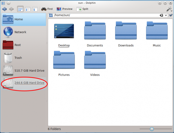 How to access Microsoft Windows files and folders from Linux