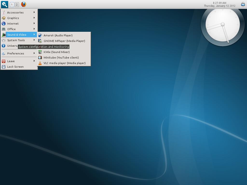 How to install Razor-qt on Linux Mint 12 KDE | LinuxBSDos com