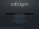 Sabayon 8 KDE review