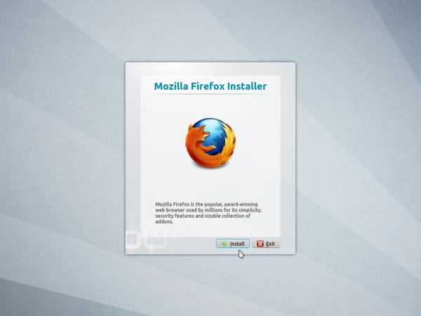 Kubuntu 12.04 Install Firefox