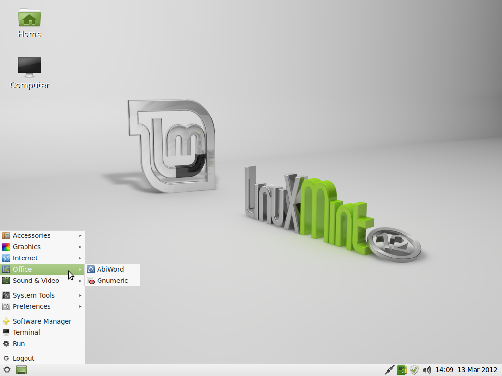 Linux Mint 12 LXDE review | LinuxBSDos com