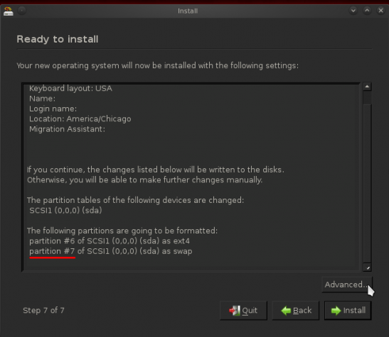 BackTrack 5 R2 Install Summary