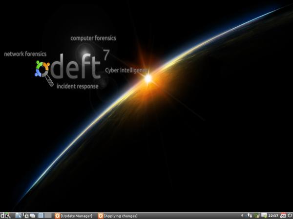 DEFT Desktop