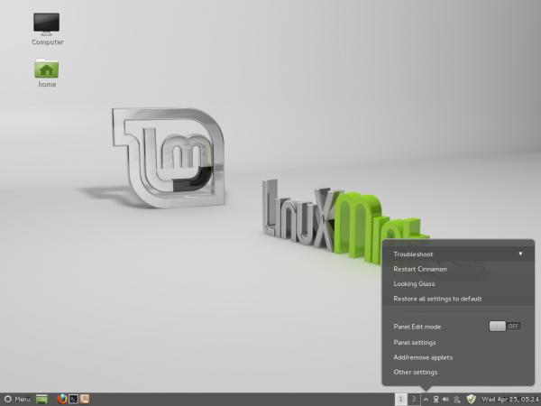 Linux Mint Dedian Cinnamon Tools