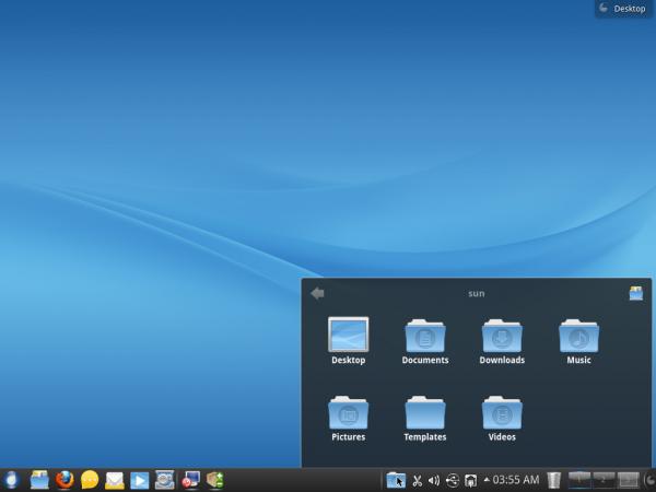 ROSA Desktop 2012 Stackfolder