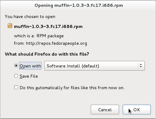 Fedora 17 Download Muffin Cinnamon