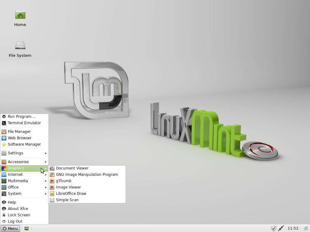 Linux Mint Debian 201204 Xfce review | LinuxBSDos com - Part 2