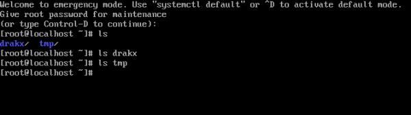 ROSA Marathon Failed Login Disk Encrypt