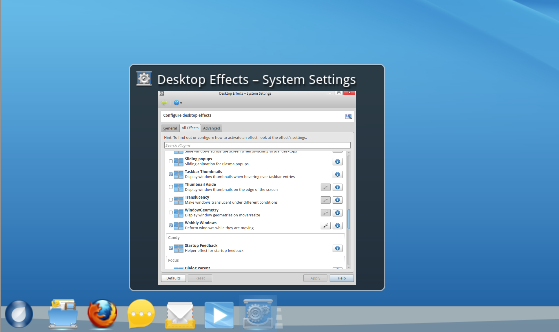 How to disable Taskbar Thumbnails in KDE