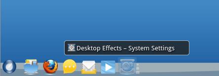 KDE Taskbar Thumbnail Disabled