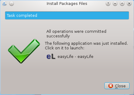 Fedora 17 EasyLife Installed