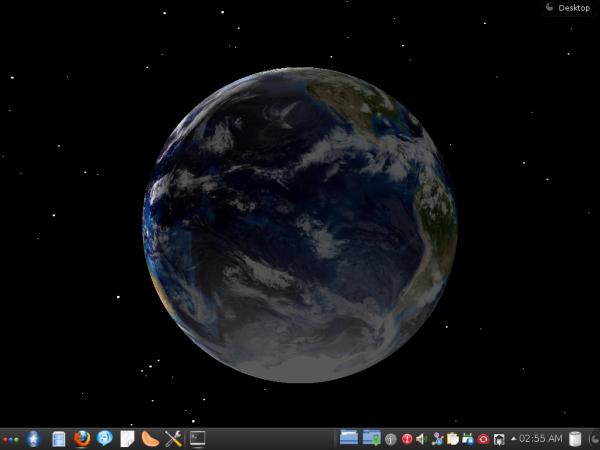 Mandriva 2012 Desktop