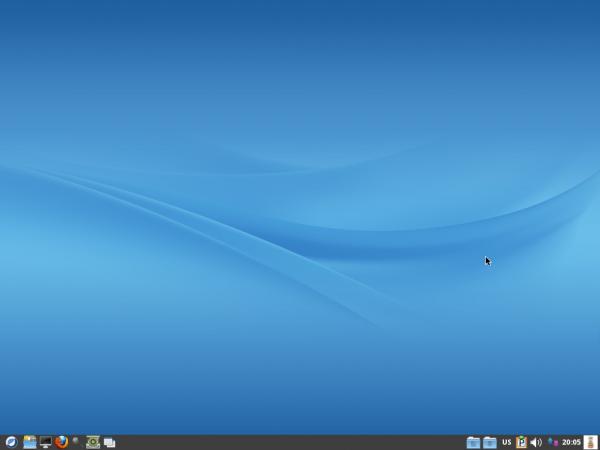 ROSA 2012 LXDE Live Desktop