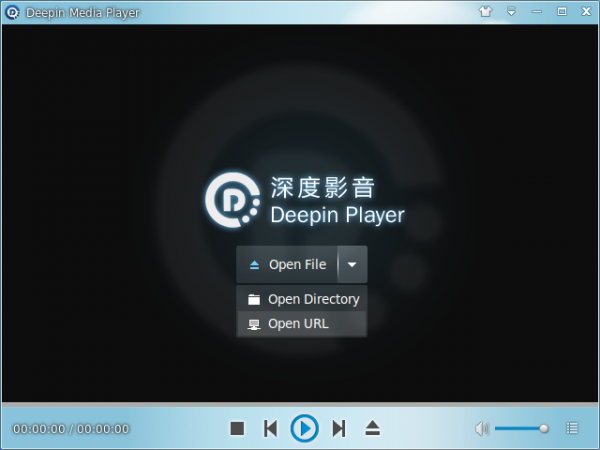 Deepin Media Player
