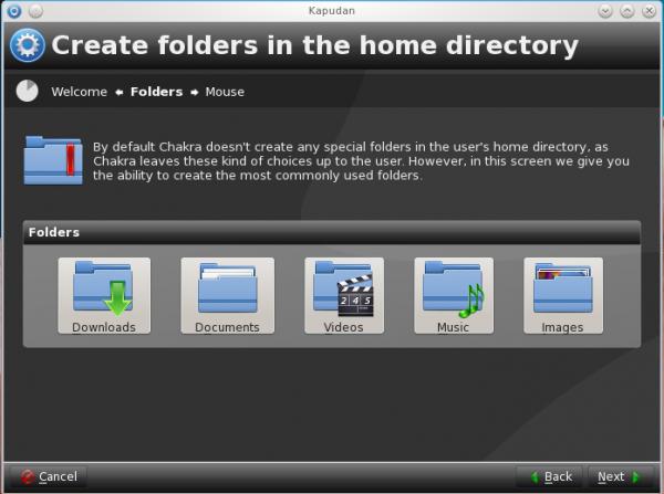 Chakra Kapudan Folders